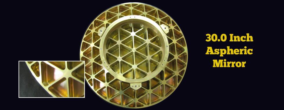 30.0 Inch Aspheric Mirror