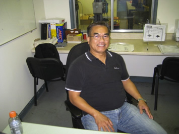 Thanh Nguyen – Director of CNC Programming